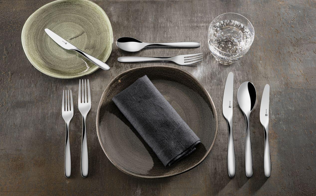 Hoe dekt u een tafel volgens de etiquette?