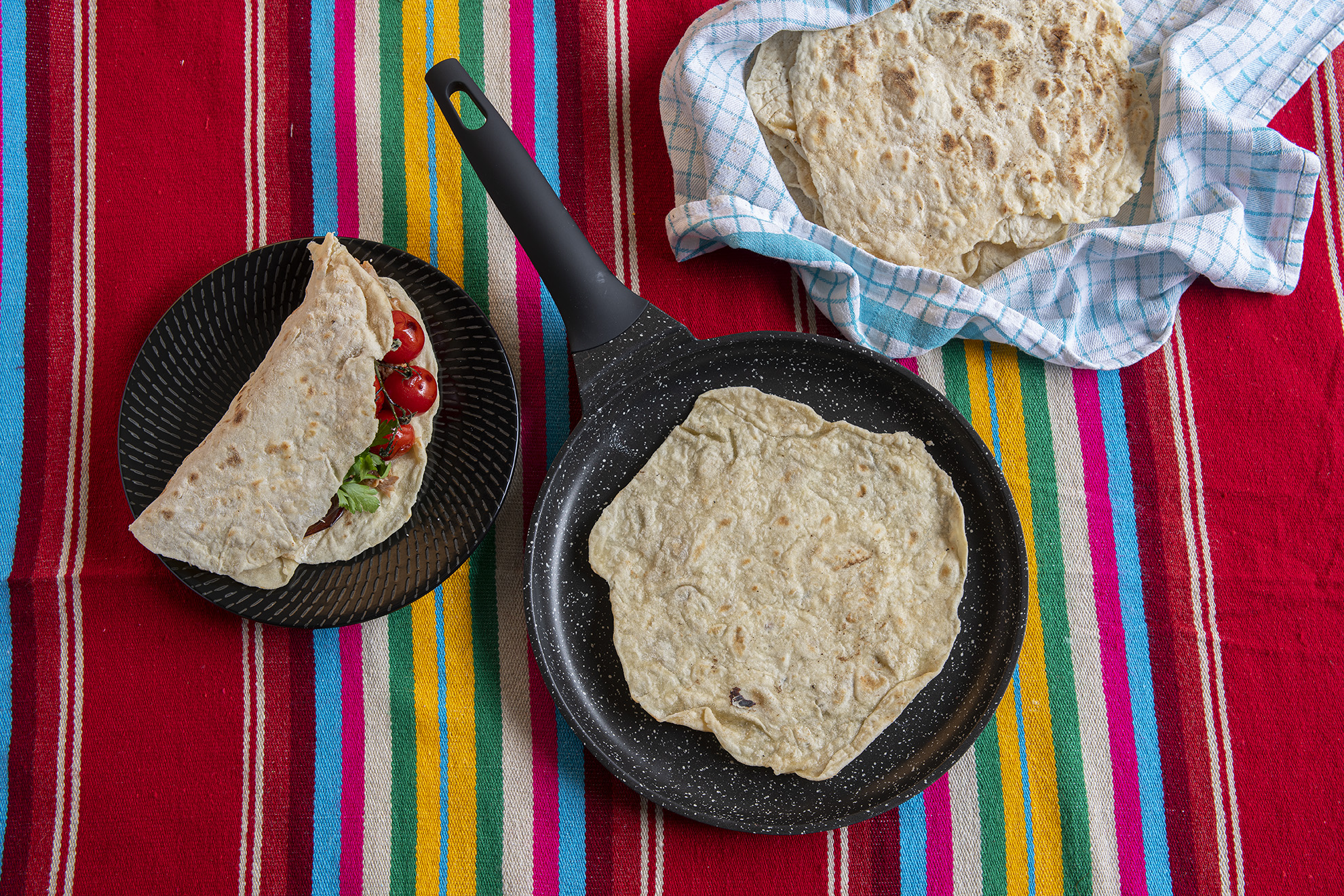 Tortilla's/wraps