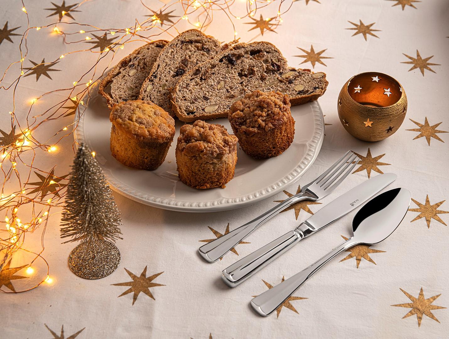 Appeltaart muffins
